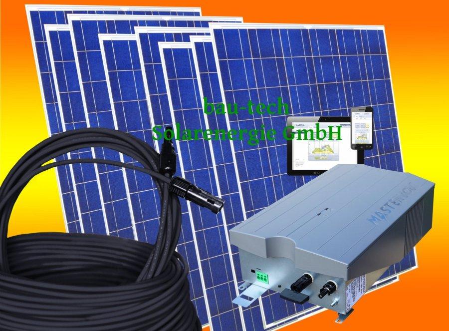 solaranlage-200-w-230-v