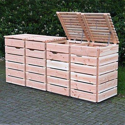 4er-mulltonnenbox